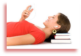 Listen to Audiobooks anywhere